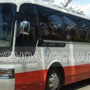 Cho thuê xe 45 chỗ đi lễ hội chùa Hương