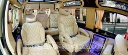 Nội thất xe Ford transit dcar limousine